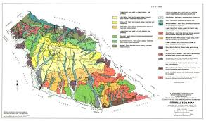 county map general soil map county the portal to history