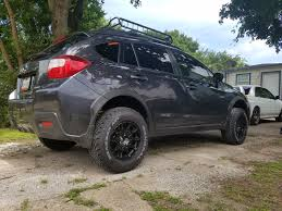 custom lifted subaru lifted u002716 dgm crosstrek