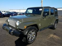 huge jeep wrangler used 2016 jeep wrangler unlimited sahara suv for sale in miami fl
