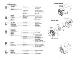 spa pump motor wiring diagram century motors used in ultra jet