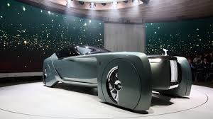 future rolls royce drive into the future with rolls royce u0027s land yacht of a concept