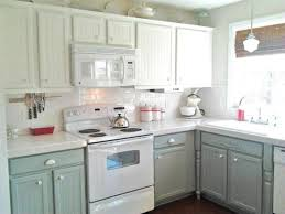 Best Painting Kitchen Cabinets White Ideas  Home Design And Decor - Painting laminate kitchen cabinets