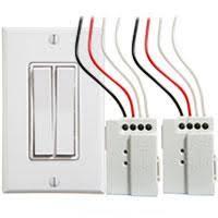 light switch color options fan light combo wireless light switch kit white