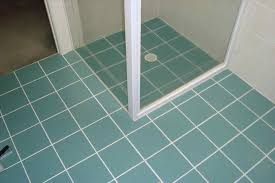 How To Clean Bathroom Floor by Floor To Clean Bathroom Floor Grout Image Titled Colored White