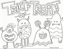 monster doodles grandma ideas