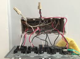 electrical need help wiring new dimmer home improvement stack