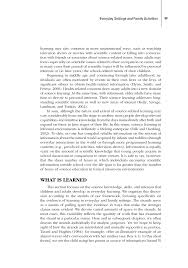 dbq sample essay 4 everyday settings and family activities learning science in page 99