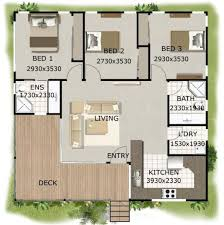 3 bedroom house plan 100 3 bedroom bach home best small house plans tiny