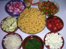 recette de salade de pâtes au curry un vrai plaisir en bouche