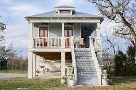 beach house plans on piers southern living stilts style australia