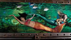 mermaid economy