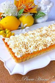 cuisine tarte au citron la tarte au citron de herme la cuisine des chefs