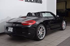 porsche boxster 2014 used porsche boxster 2dr roadster s 39mos lease just 729