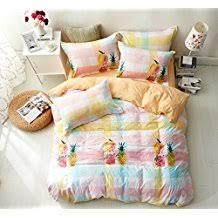 pineapple bedding sets and duvet covers beachfront decor