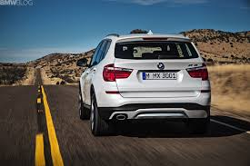 bmw rally 2014 2015 bmw x3 xdrive28d facelift first drive