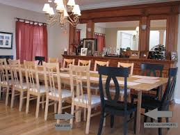 Dining Room Tables With Extensions - dining table top extension pad table top extender