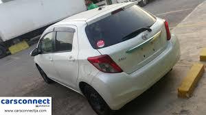 m toyota 2013 toyota vitz 1 63m neg cars connect jamaica