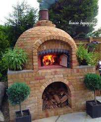 Brick Oven Backyard by 195 Best Backyard Earthen Oven Collection Images On Pinterest