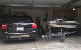 Garage Length by Ideas On How To Fit Your Boat Into Your Garage Trailer Valet