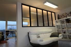 separation chambre salon incroyable idee separation chambre salon 9 verri232re