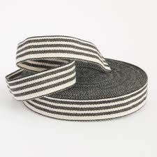 cotton ribbon and striped cotton ribbon premium woven
