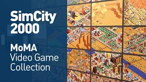 moma thanksgiving simcity 2000 at the moma video game collection youtube