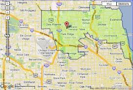 chicago voting map israel matzav in suburban chicago it s aipac v j