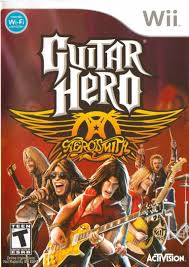 guitar hero aerosmith wii complete in box we know video games