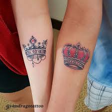 tattoo queen photos 27 crown tattoos making you feel like kings and queens ritely