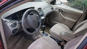 2002 Focus Wagon 2002 Ford Focus Se Interior