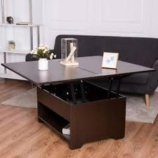 lift top coffee table with storage lift top modern tables ebay
