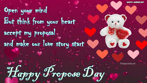 day wishes happy propose day wishes messages sms greetings card quotes