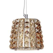 marquis by waterford moy led 1 light bathroom ceiling pendant