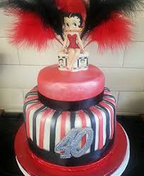 betty boop cake topper celebration cakes
