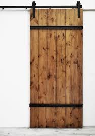 Home Barn Doors by Best 25 Barn Door Closet Ideas On Pinterest Sliding Barn Doors