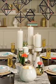 2 simple holiday table settings hgtv crafternoon hgtv
