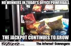 Funny Office Memes - office powerball funny meme pmslweb