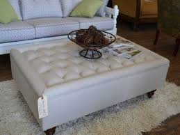 square leather coffee table coffee tables ideas top coffee table ottomans underneath coffee