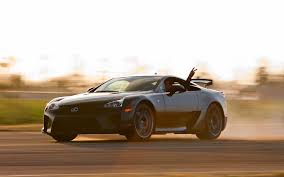 lexus lfa car sales 2012 lexus lfa quick test motor trend