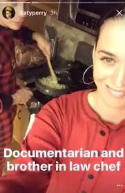 katy perry orlando bloom spend thanksgiving with family