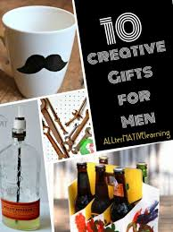 Handmade Gifts For Him Ideas - creative gifts for