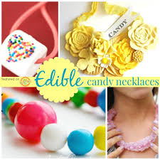 edible candy jewelry edible jewelry