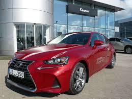 lexus red lexus is 300h automobiliai autoplius lt