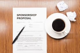 how to structure a successful event sponsorship proposal