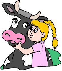 colour cows clipart i2clipart royalty free public domain