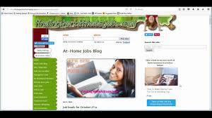Web Design Home Based Jobs Seasonal Part Time Home Based Work Available Through Jackson