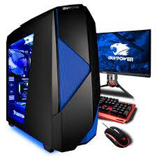 gaming desktops black friday ibuypower custom gaming pc