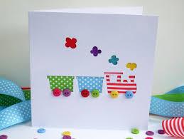 handmade cards baby birthday card pamal s creation