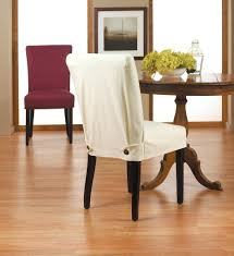 fabric chair covers for dining room chairs plastic making leather
