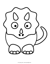 cute t rex coloring pages for children 7028 cute t rex coloring